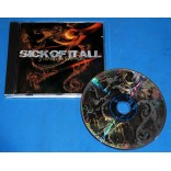Sick Of It All - Scratch The Surface - Cd - USA - 1994
